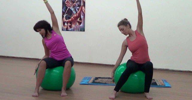 упражнения для беременных 2    exercises for pregnant women