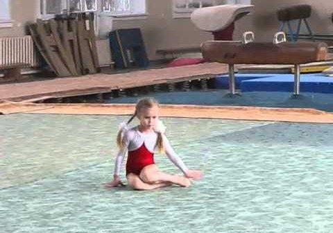 Спортивная гимнастика (дети)