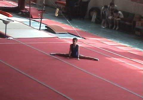 Спортивная гимнастика 2 разряд. Вольные упражнения