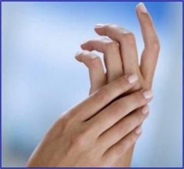 Пальцы самые подвижные части рук