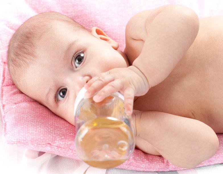 Заспокійливий чай для немовлят